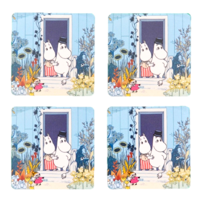 Opto Design Moomin Doorstep Alunen 4-pack