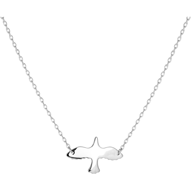 Emma Israelsson Dove Necklace, Silver