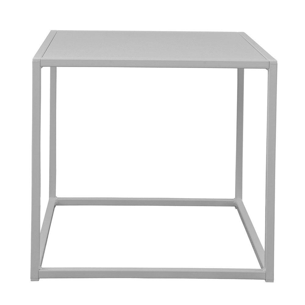 Domo Design Domo Square Pöytä S, Harmaa
