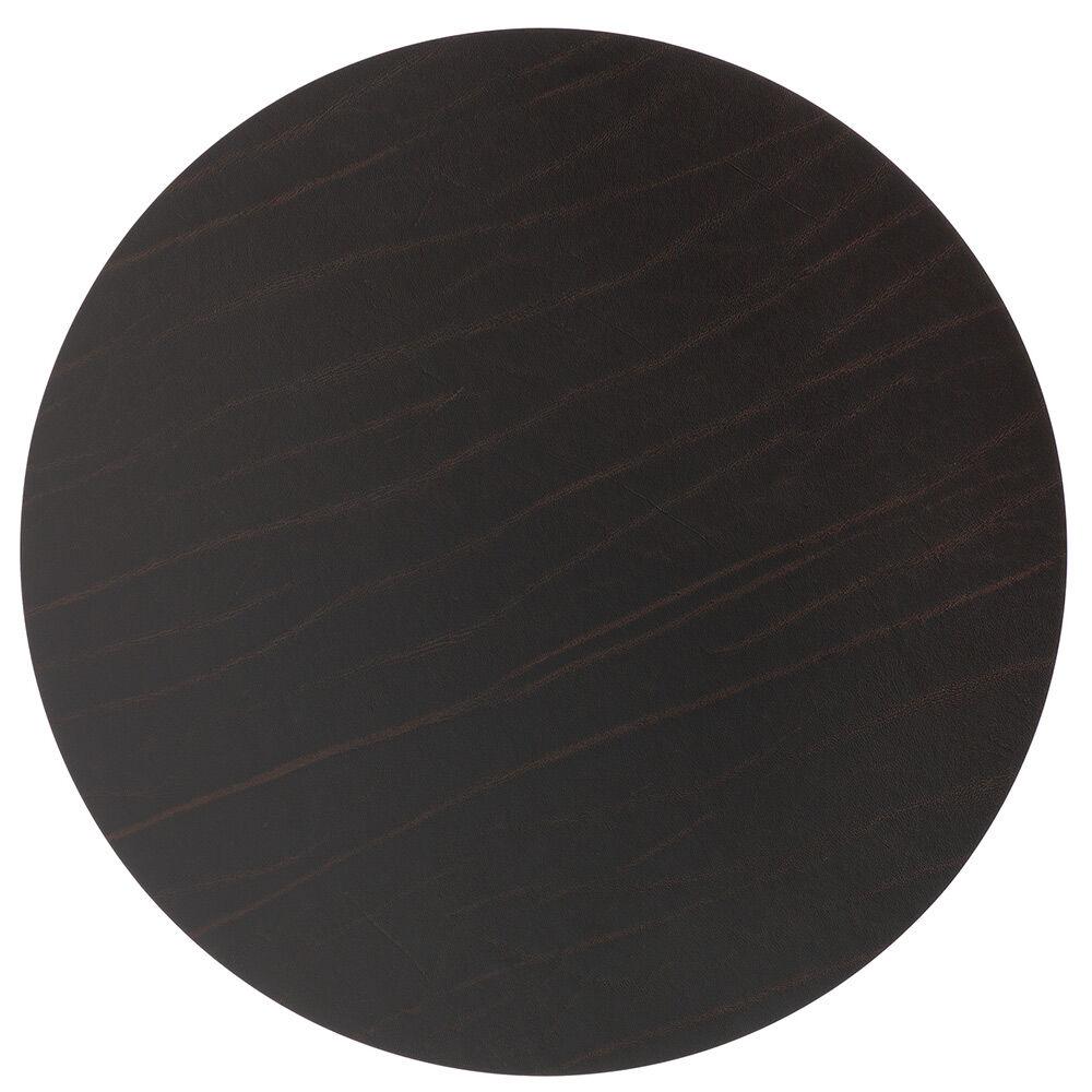 Lind DNA Circle M Pöytätabletti Ø30cm, Buffalo Brown