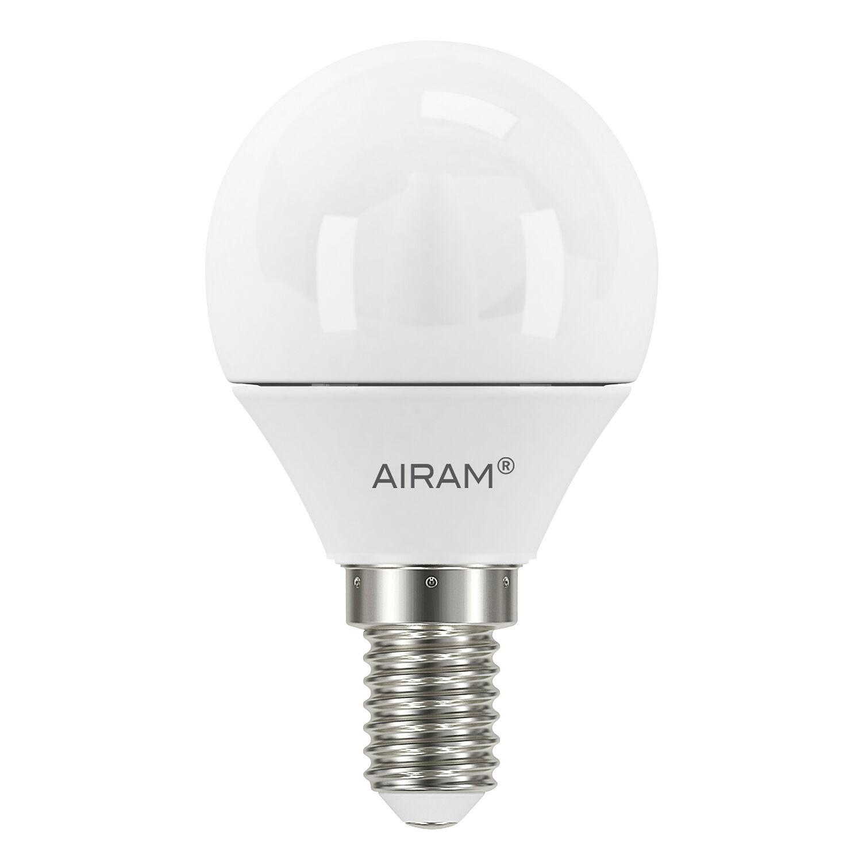 Airam LED Opal P45 5.5W E14 470lm, 2kpl