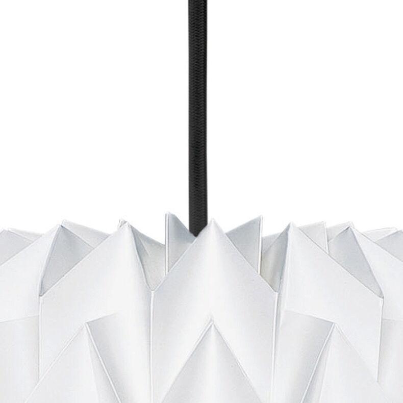 Le Klint Kiinnitin Riippuvalaisimeen, tekstiilijohto 3m, musta E27