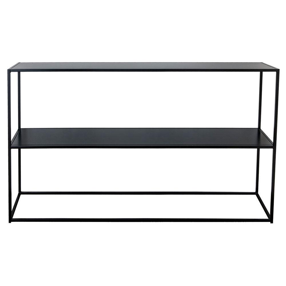 Domo Design Domo Sideboard M, Musta