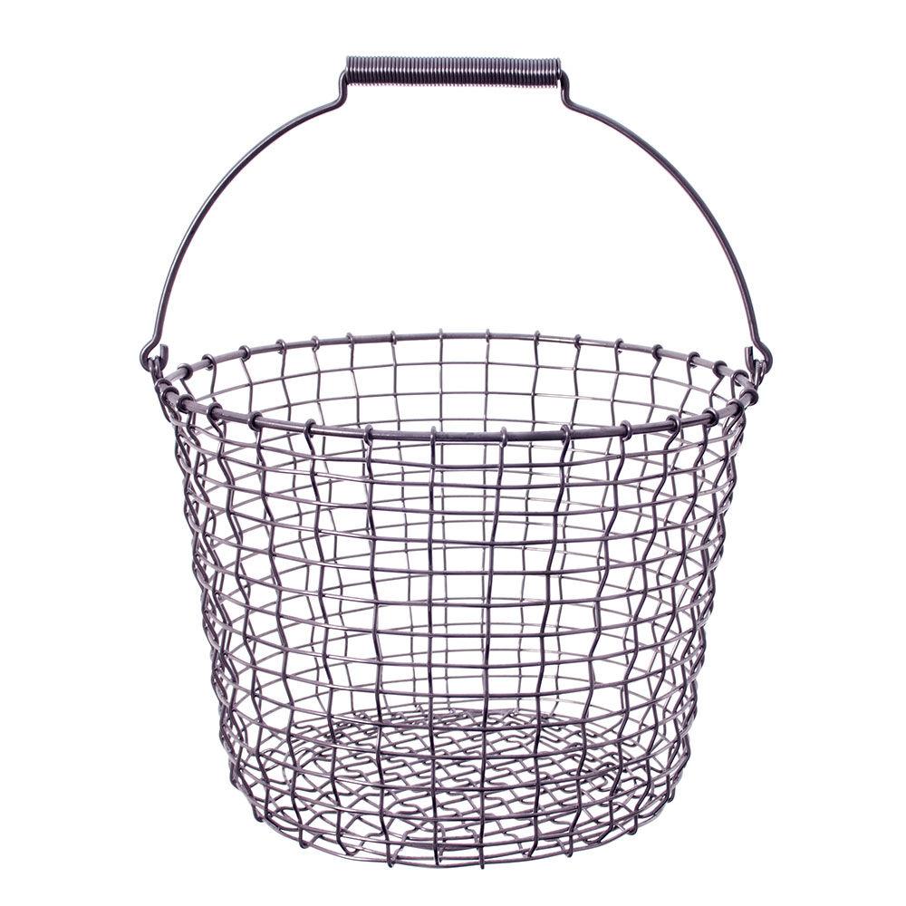 Korbo Bucket 16 Kori, Ruostumaton ja haponkestävä teräs