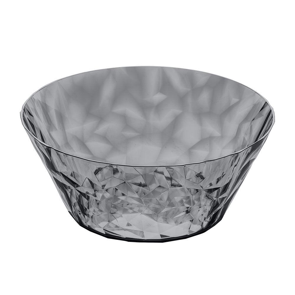 Koziol Crystal 2.0 Salaattikulho 3,5 L, Harmaa