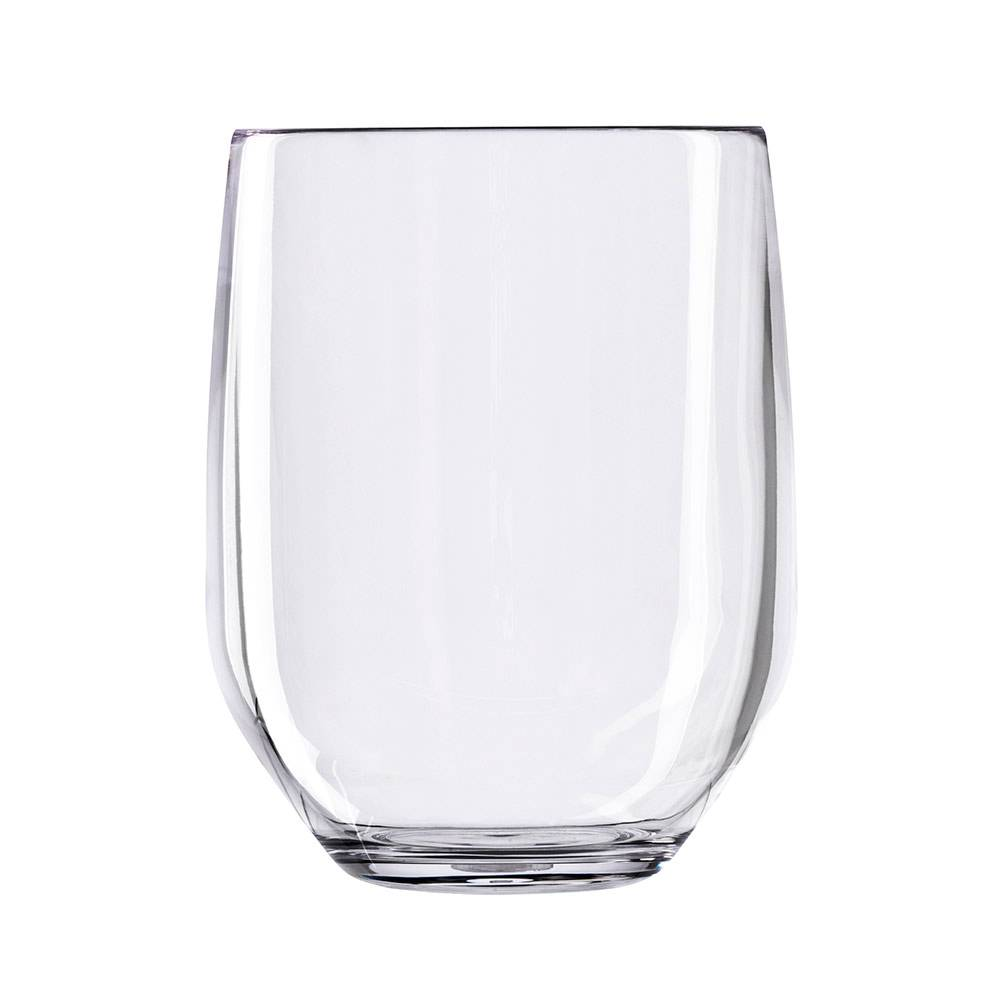Italesse Vertical Party Beach Tumbler 42 cl, 6-pakkaus