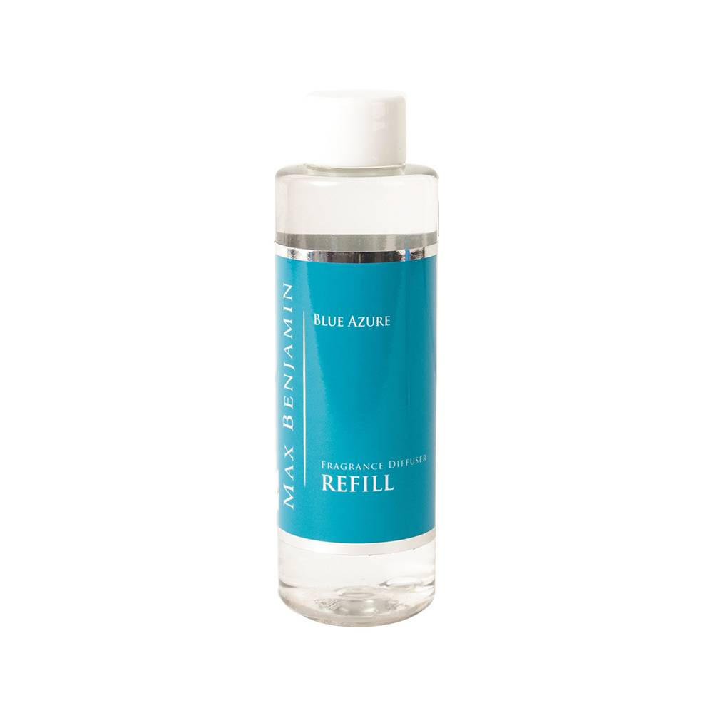 Max Benjamin Huonetuoksu Refill Blue Azure 150ml