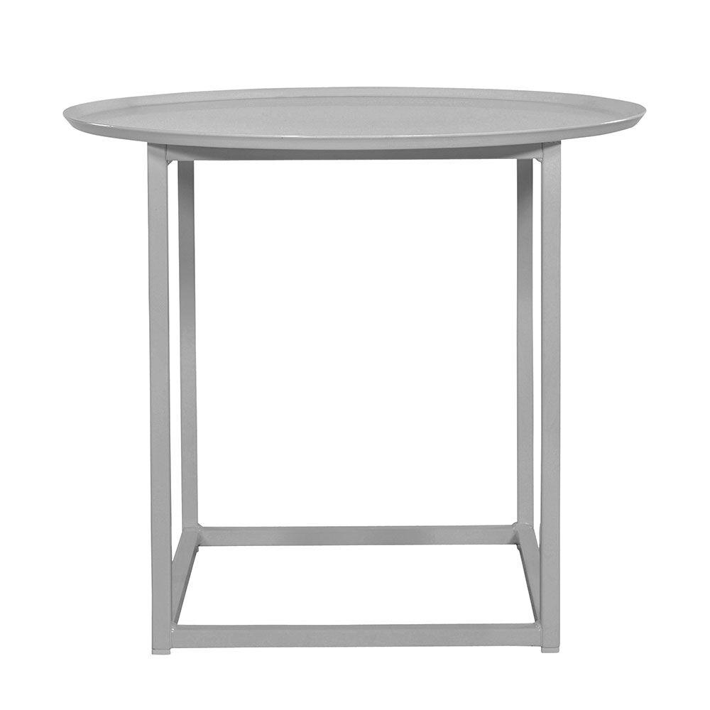 Domo Design Domo Round Square Pöytä S, Harmaa
