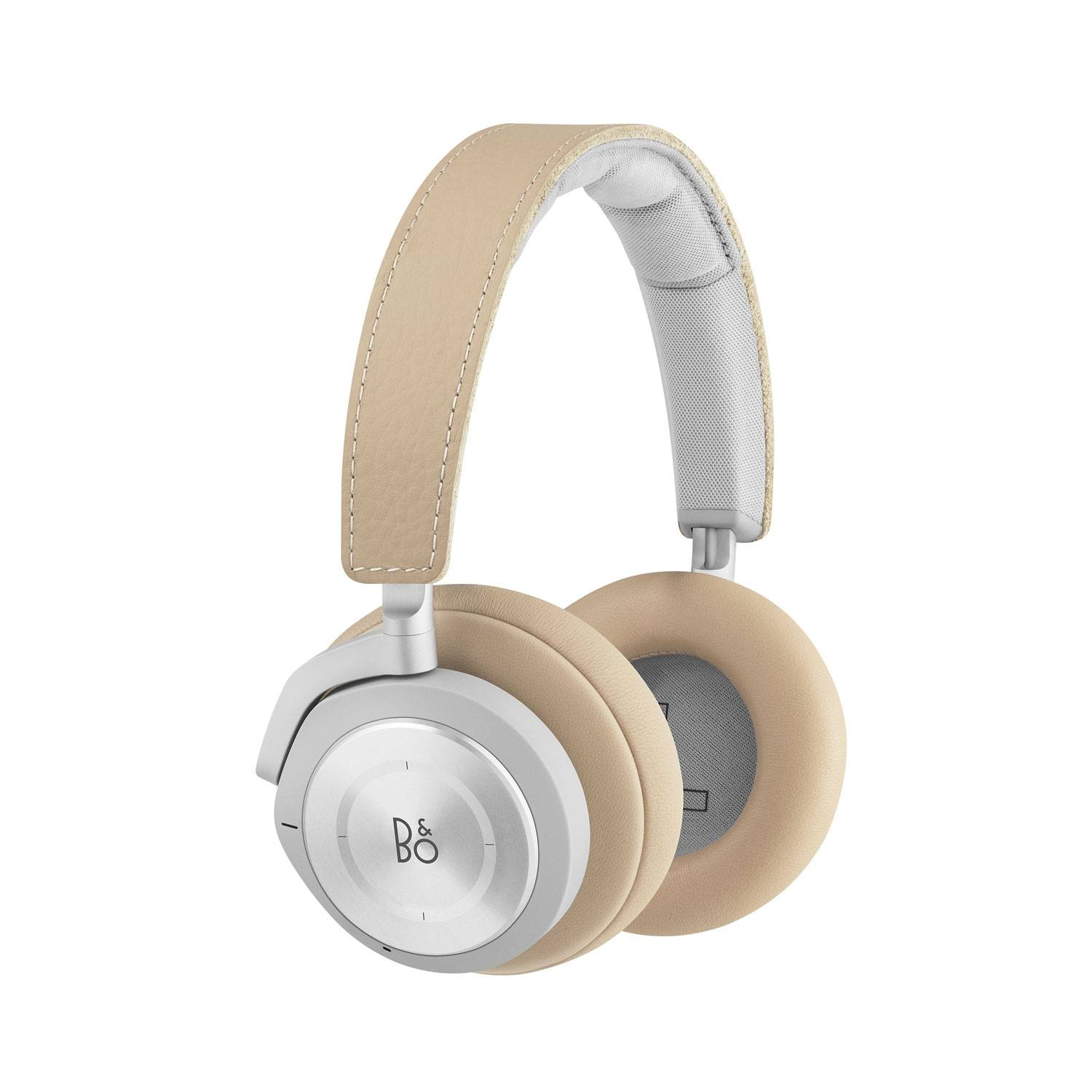 B&O Play BeoPlay H9i Wireless ANC Headphones, Natural