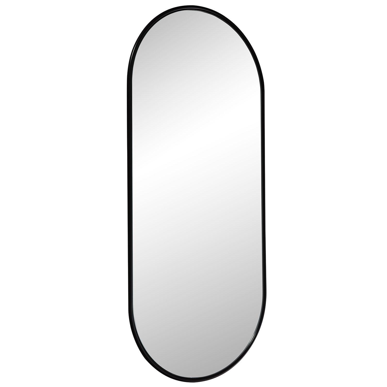 SMD Design Haga Basic Peili 90cm, Musta