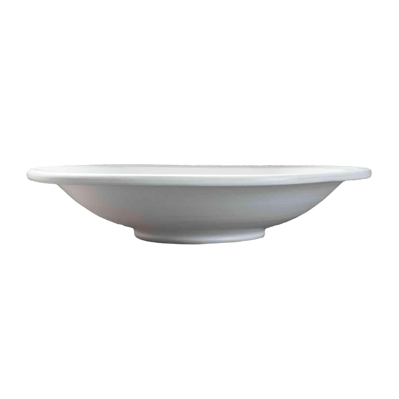 DBKD Plain Dish White, M