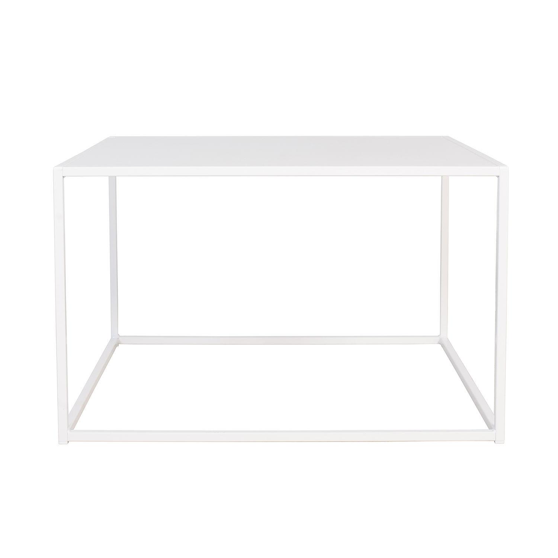 Domo Design Domo Square Pöytä M Outdoor, Valkoinen