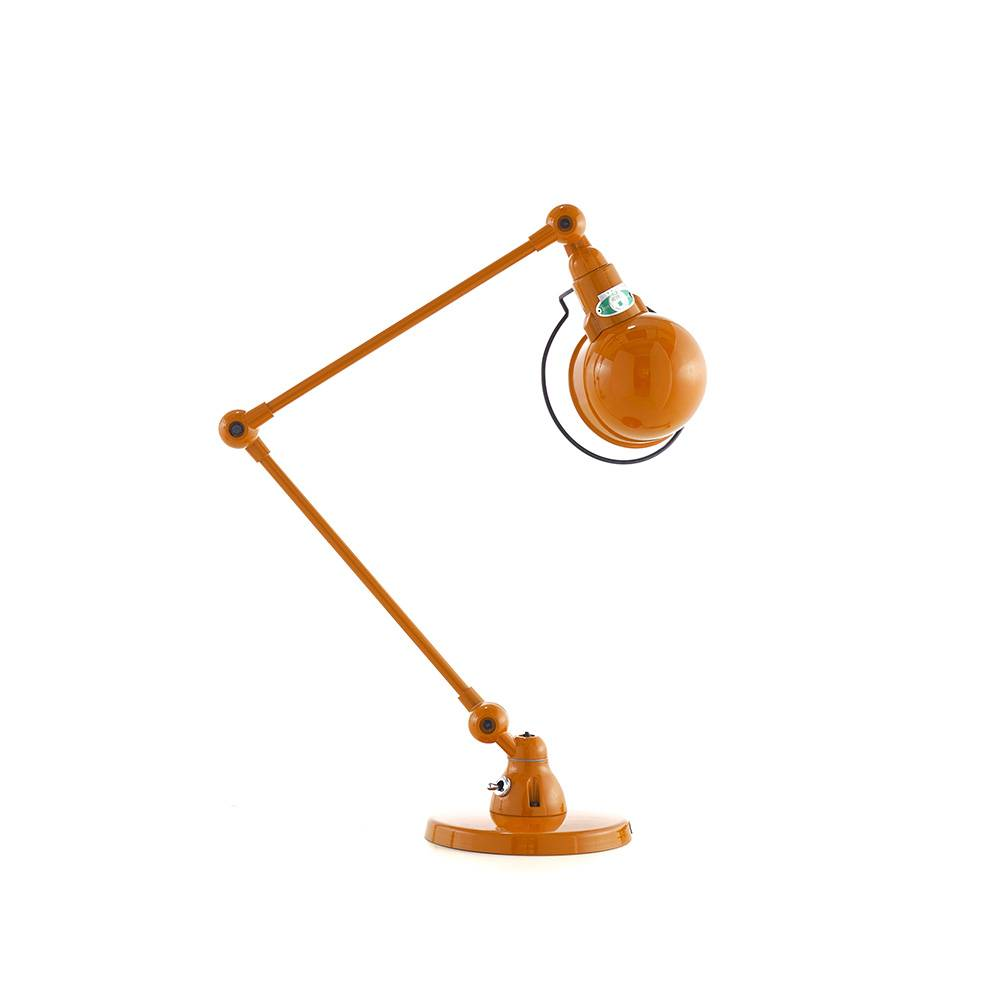 Jieldé Signal SI333 Pöytävalaisin 60 cm, Oranssi
