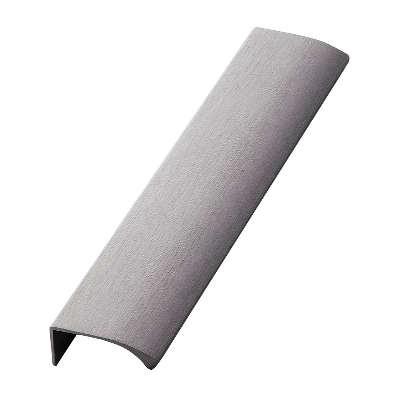 Beslag Design Edge Kahvoilla 200mm, Harjattu Antracit