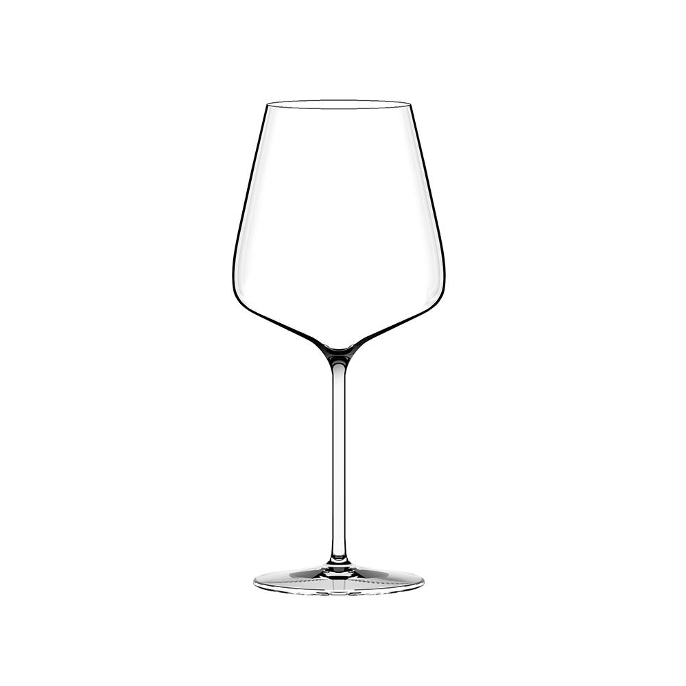 Italesse Etoilé Noir Viinilasi 76 cl, 2-pakkaus