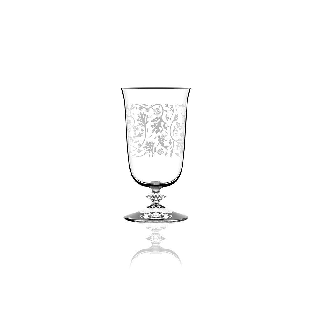 Italesse Alto-ball Cocktail Tumbler 31 cl, Kuvio, 6-pakkaus