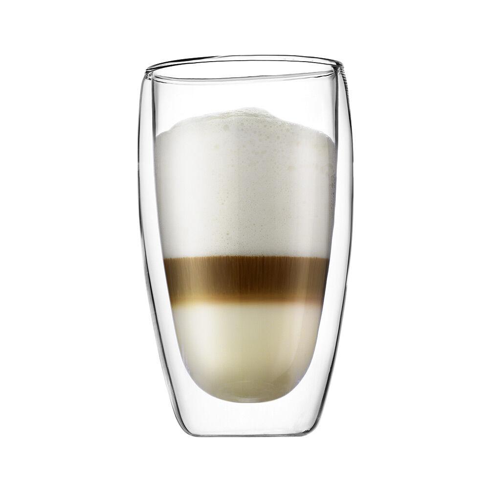 Bodum PAVINA Kaksiseinänen Kahvi Lasi, 45 cl, 2-pakkaus