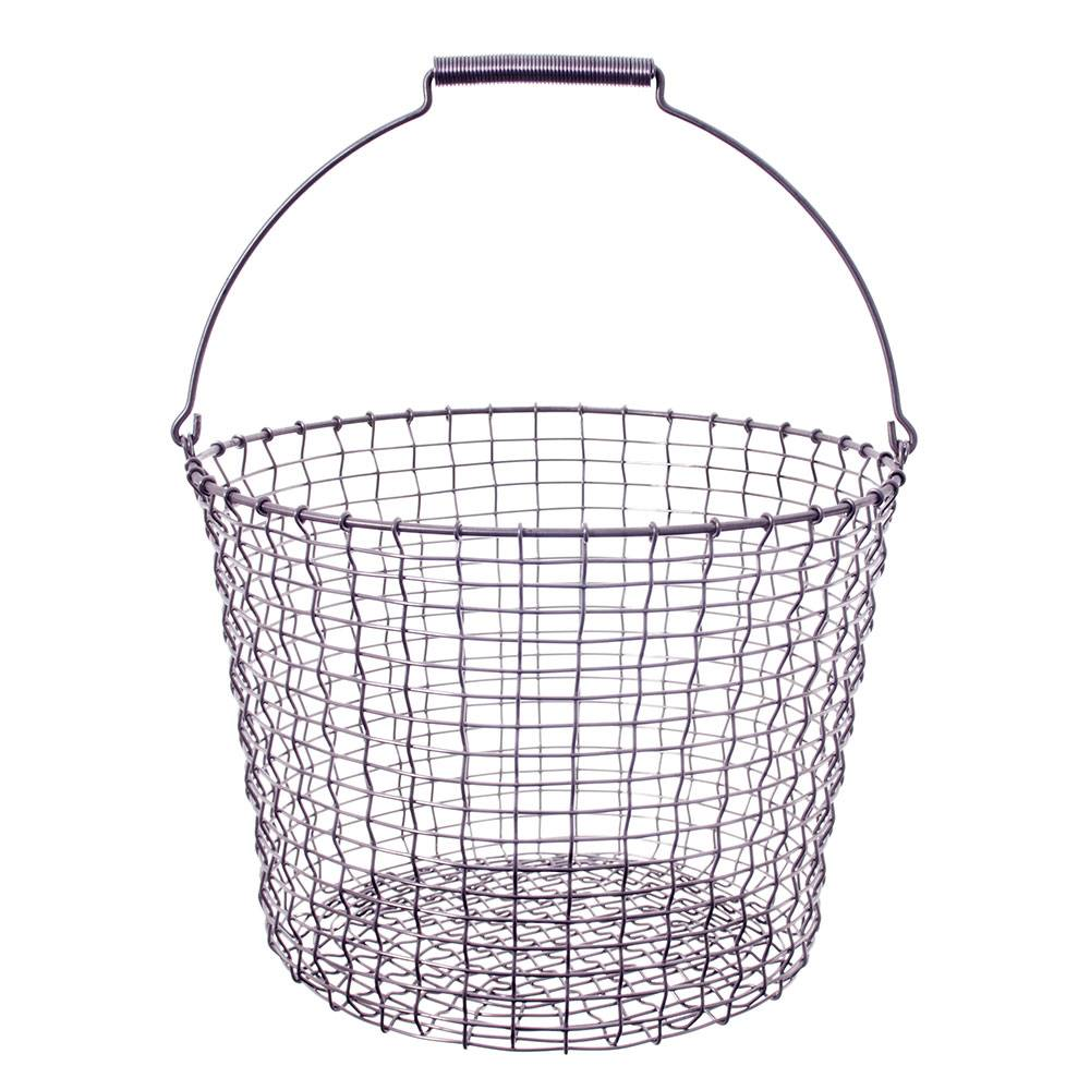 Korbo Bucket 24 Kori, Ruostumaton ja haponkestävä teräs