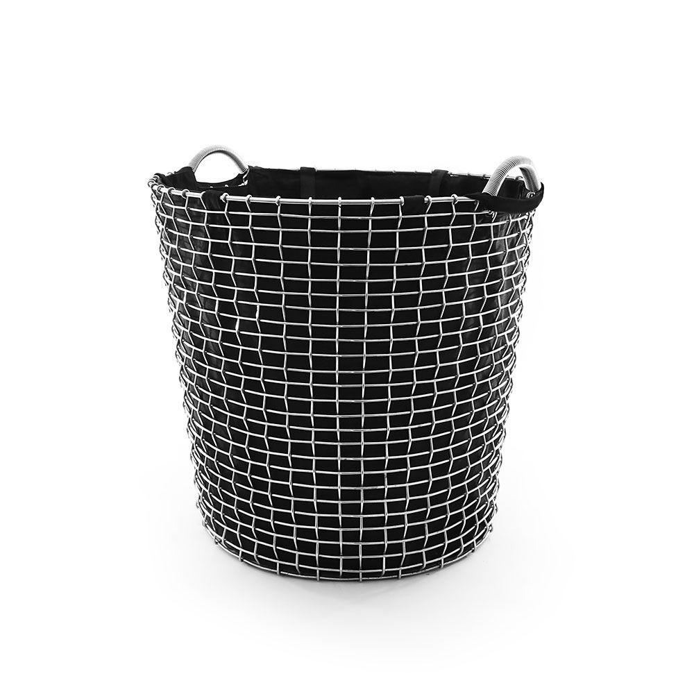 Korbo Pyykkipussi 65L, Musta