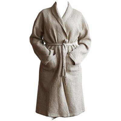 Tell Me More Miro Robe S/M, Sand/Beige