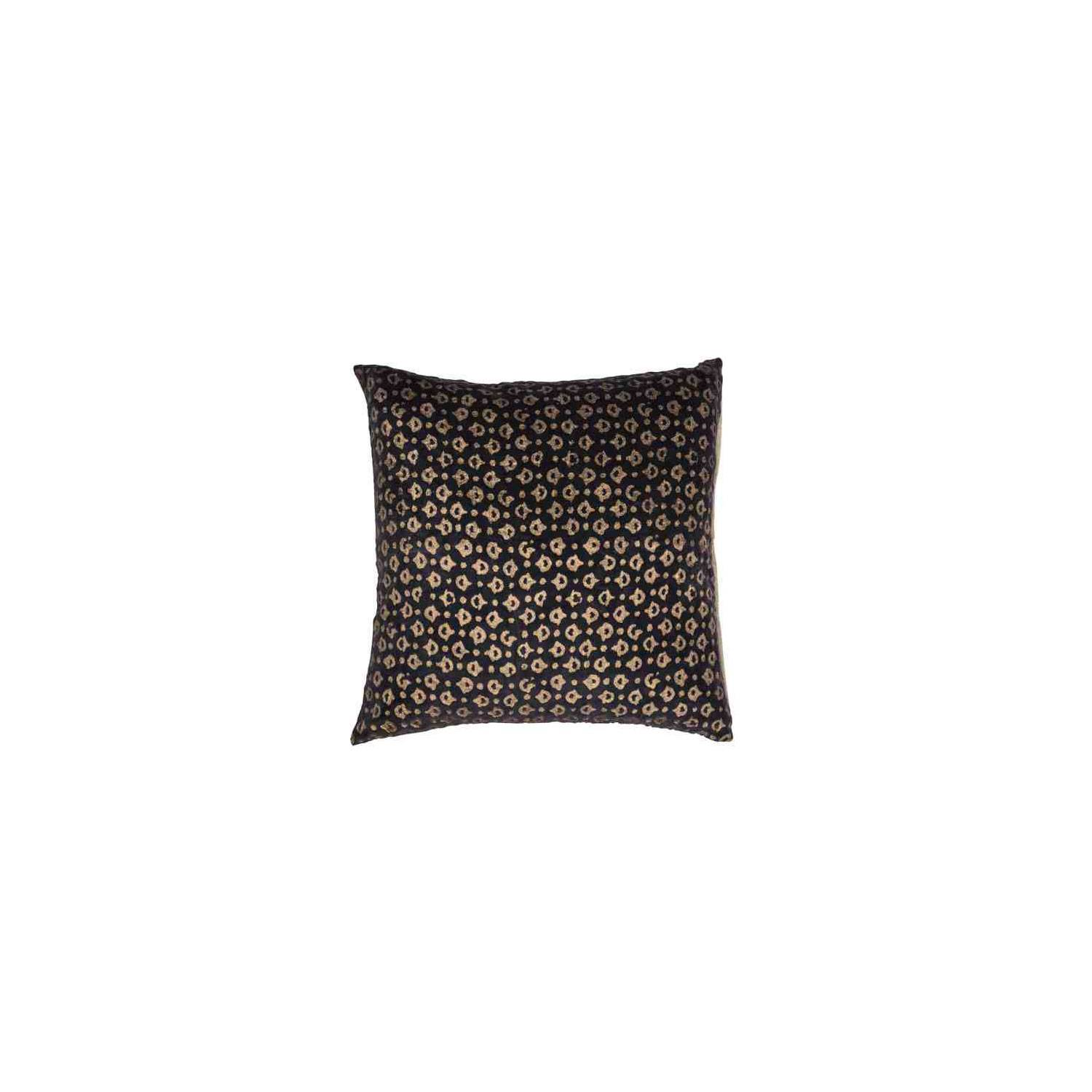 Day Home Day Dots Cushion Cover 50x50 cm, Unblack