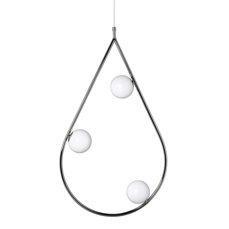 Pholc Pearls Riippuvalaisin 80cm, Nickel