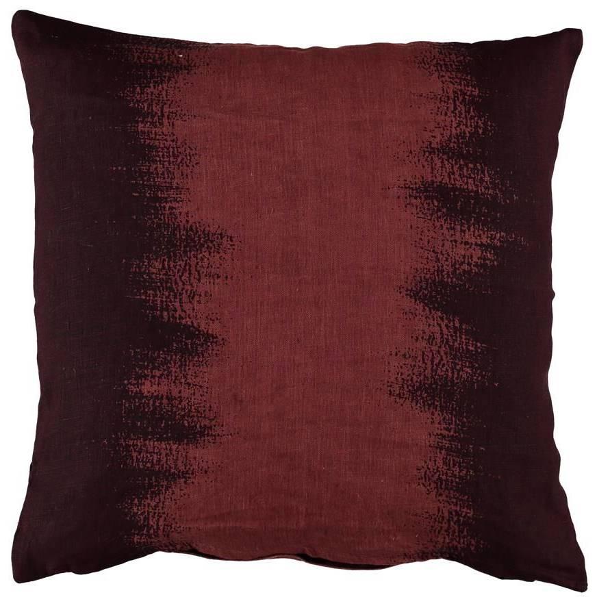 Gripsholm Sander Cushion Cover 50x50 cm, Burgundy