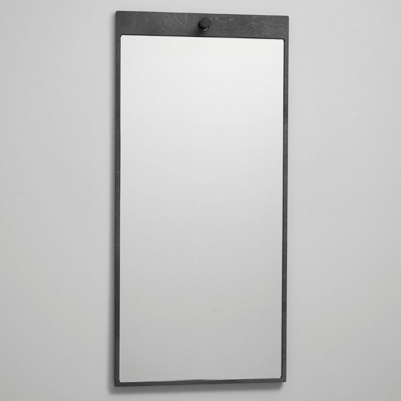 Essem Design Tillbakablick Peili 37x79cm, Musta