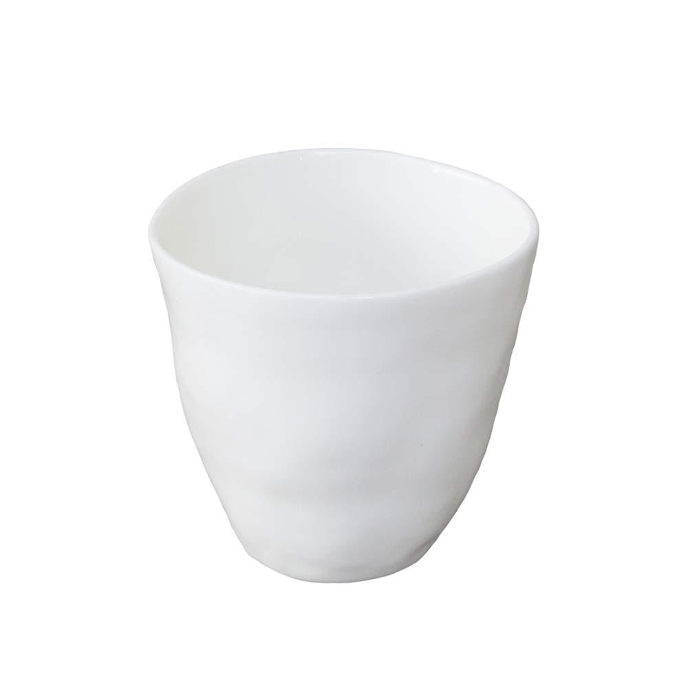 Kajsa Cramer Patchy Espressokuppi, Valkoinen