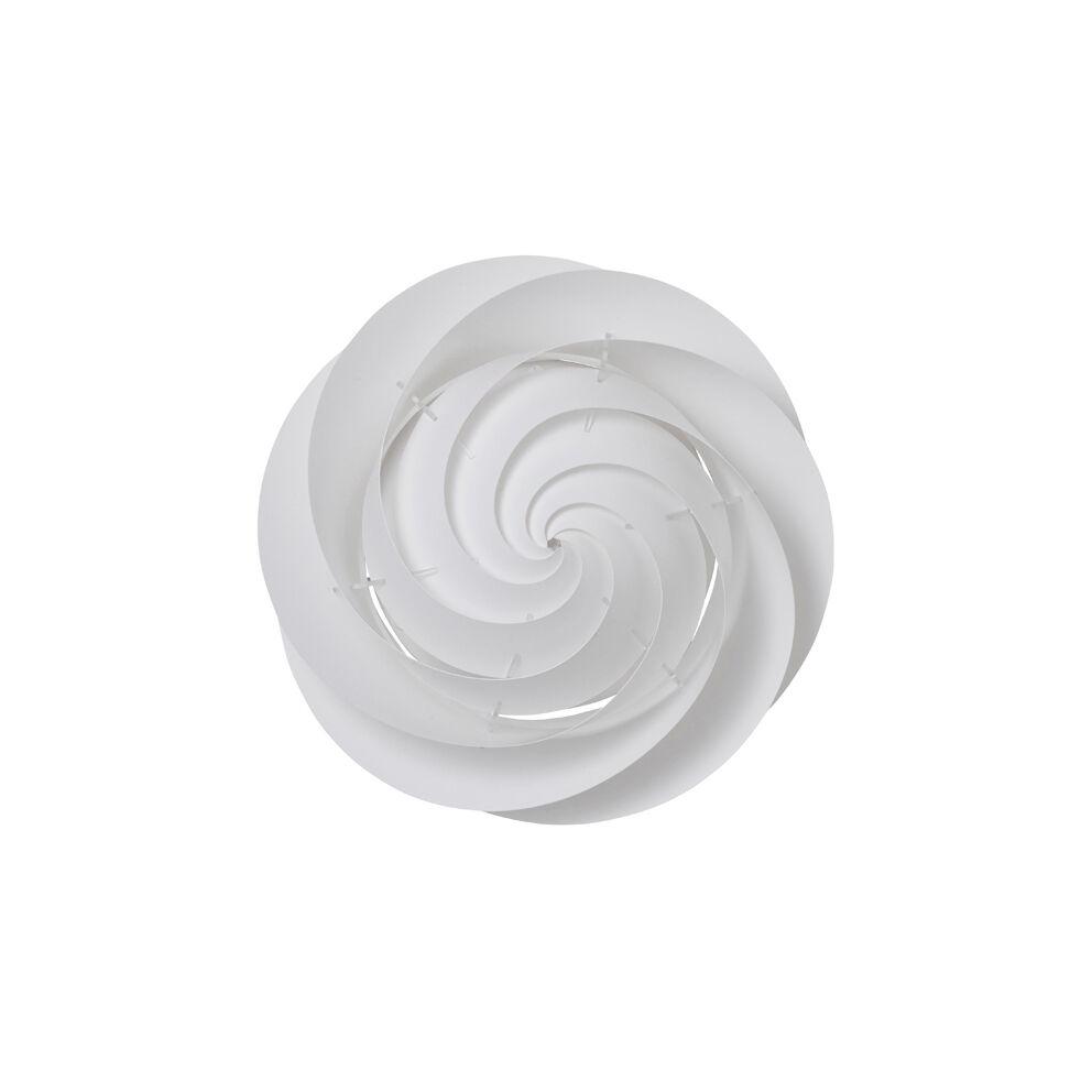 Le Klint Swirl Katto/Seinävalaisin Pieni, Valkoinen