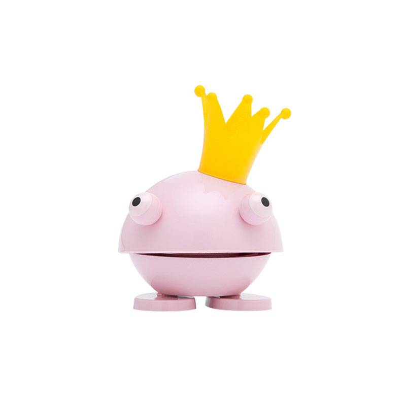 Hoptimist Hoptimist Baby Prinsessa Kvik, Vaaleanpunainen