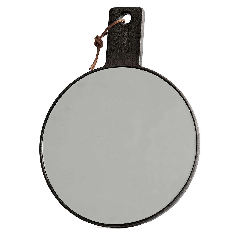 OYOY Ping Pong Peili Ø18cm, Musta
