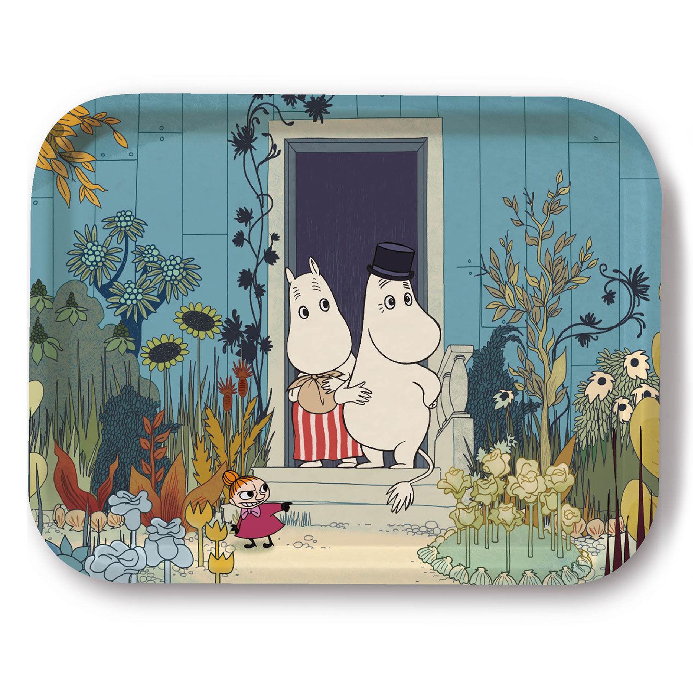 Opto Design Moomin Doorstep Tarjotin 36x28cm