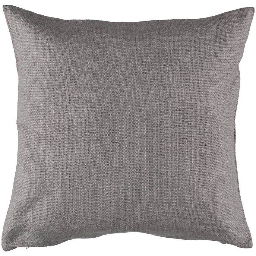 Gripsholm Dalia Cushion Cover 50x50 cm, Dark Grey