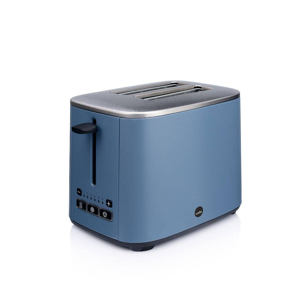 Wilfa CT-1000BL Classic Longyear Toaster, Blue