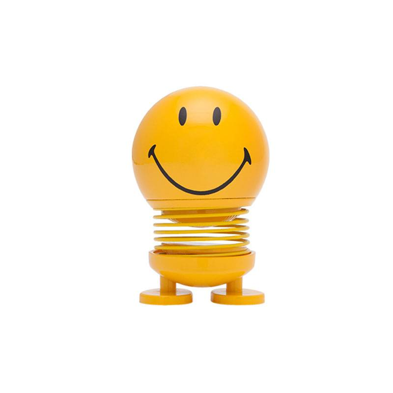 Hoptimist Hoptimist Baby Smiley, Keltainen