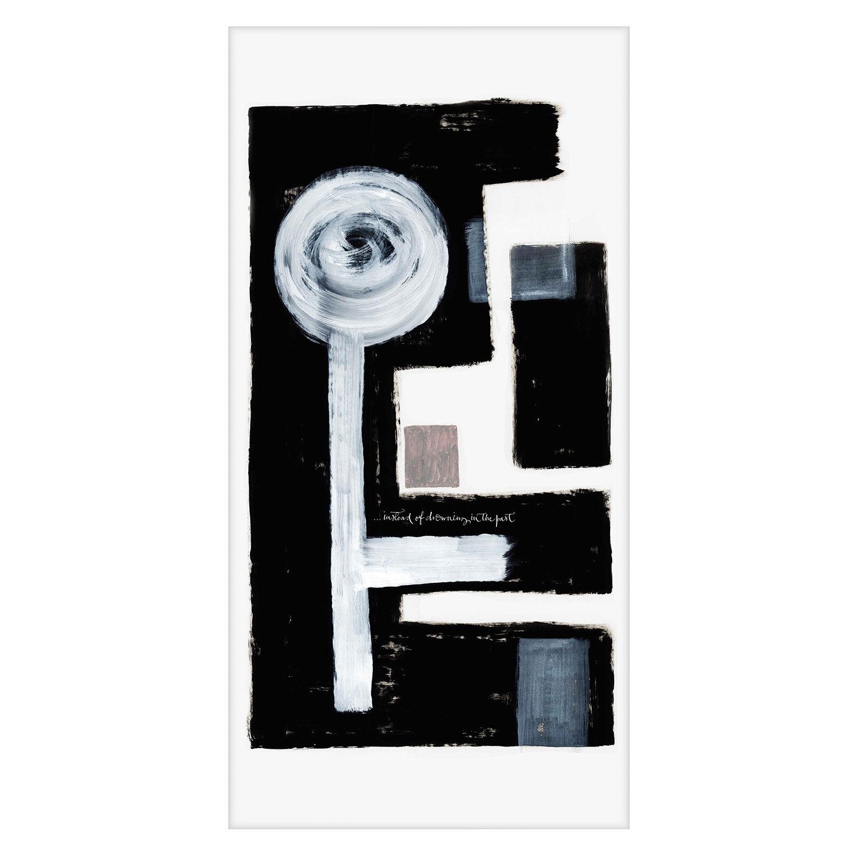 Ylva Skarp The Past Canvas Taulun 68x135cm, Mix