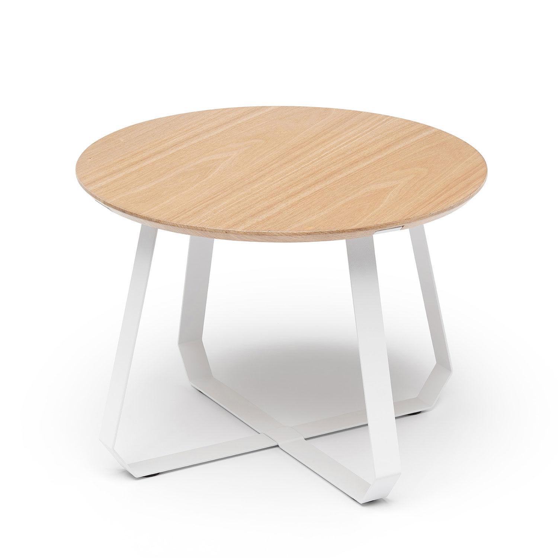 Puik Shunan Sivupöytä 55, Valkoinen/Sarni