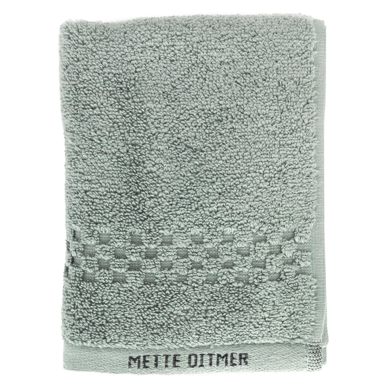 Mette Ditmer Seasons Vieraspyyhe 40x55cm, Vihreä