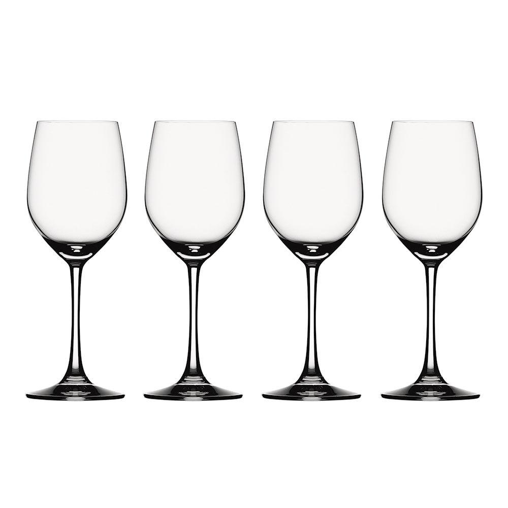 Spiegelau Vino Grande Valkoviini 34cl, 4 kpl