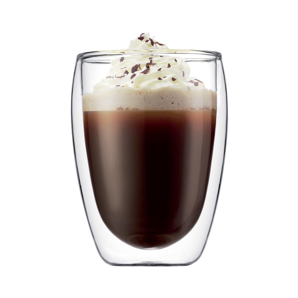 Bodum PAVINA Kaksiseinänen Kahvi Lasi, 2-pakkaus