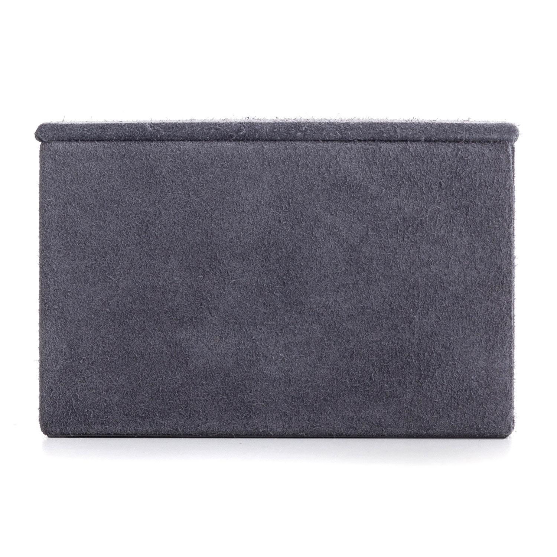 Nordstjerne Suede Box Medium, Stone Grey