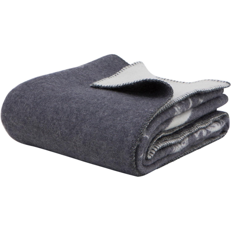 Moomin Moomin Blanket 130x170 cm, Grey