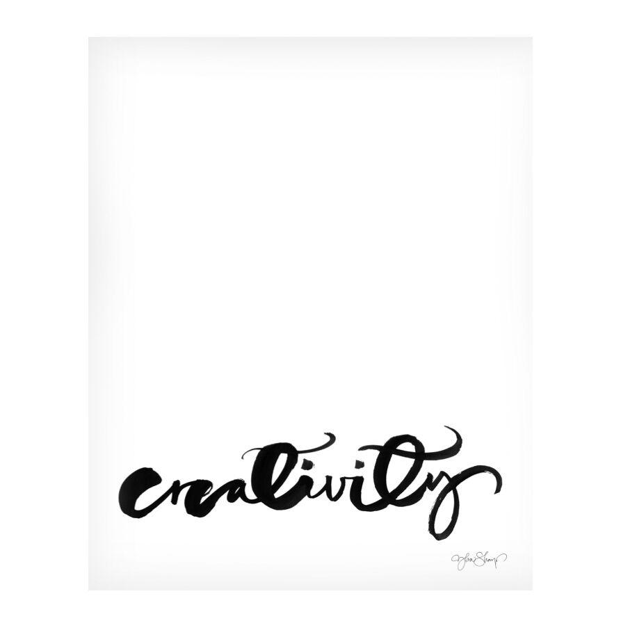 Ylva Skarp Creativity Juliste 50x70 cm