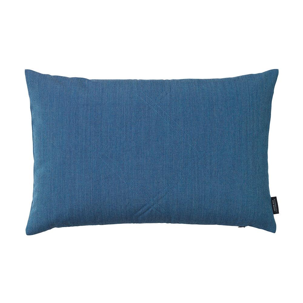 Louise Roe Diamond Tyyny 40x60cm, Blue