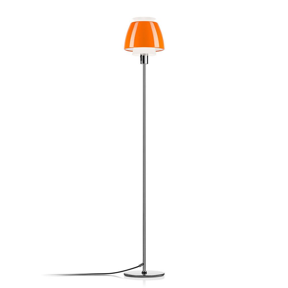 ateljé Lyktan Buzz Lattiavalaisin 23cm, Oranssi