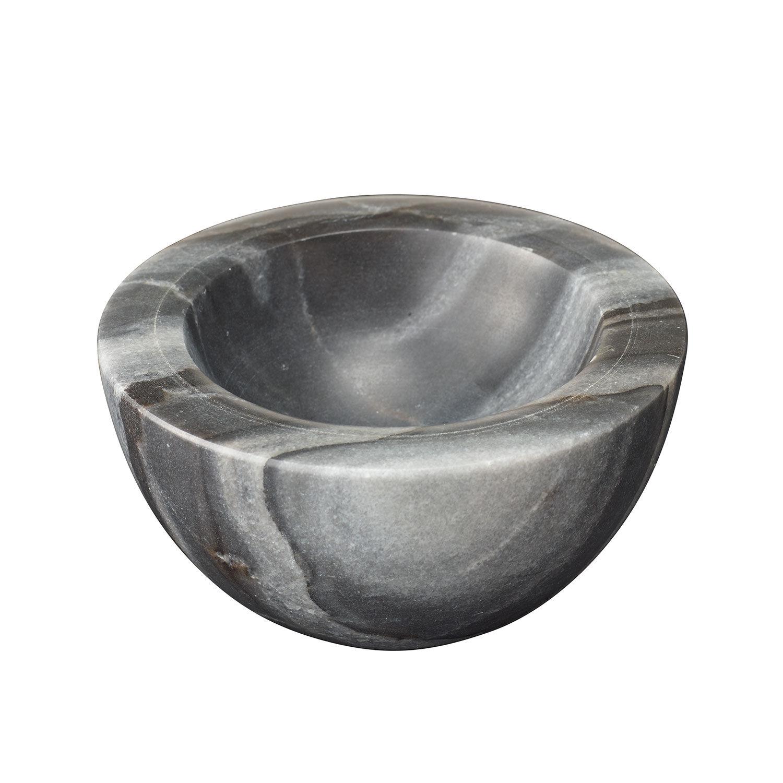 Linum Marble Kulho Ø10cm, Granite Grey