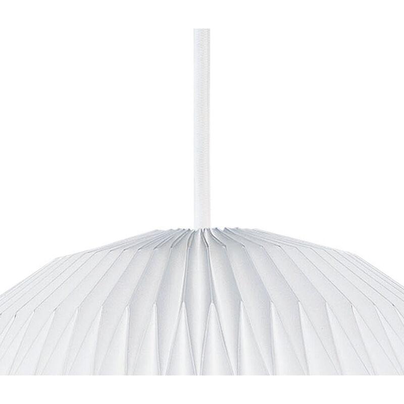 Le Klint Ripustin kattovalaisimelle, kangasjohto 3m, valkoinen E14