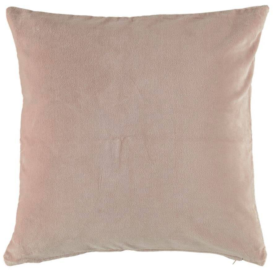 Gripsholm Ava Cushion Cover 50x50 cm, Dusty Rose