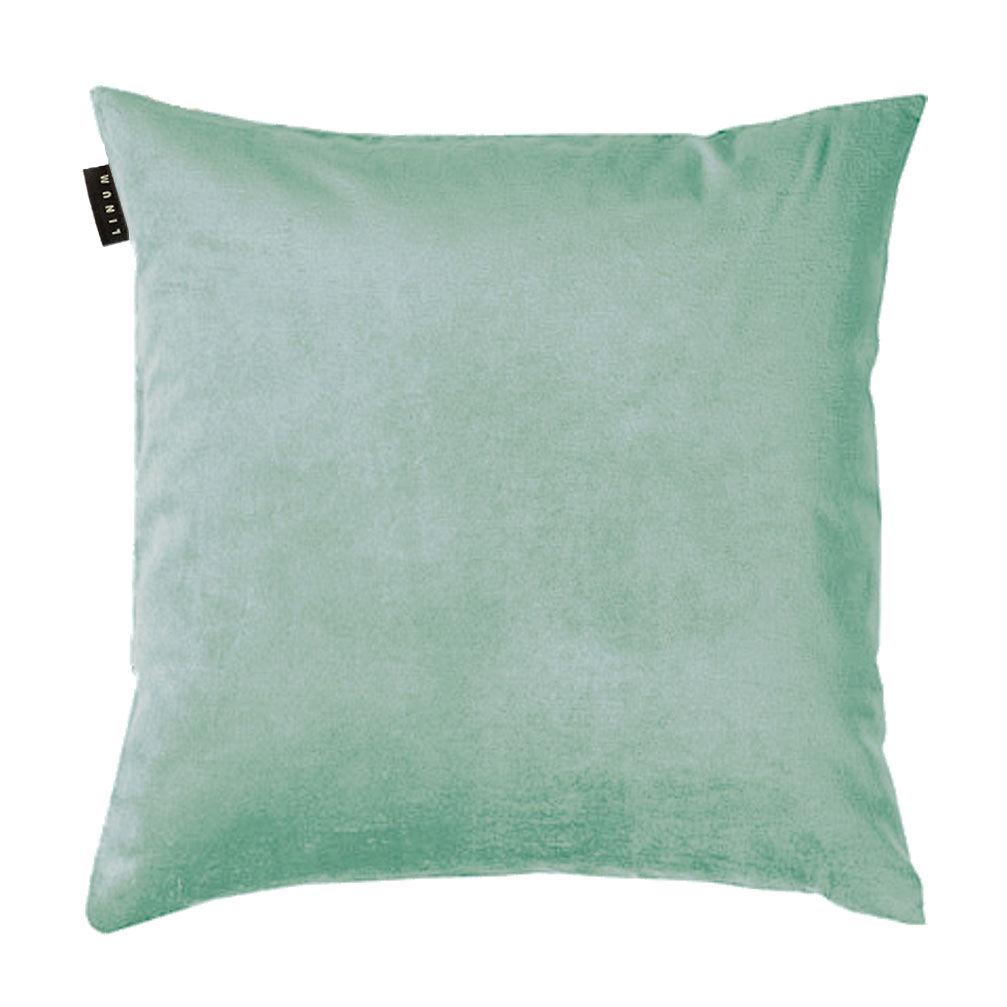 Linum Marcel Tyynynpäällinen 50x50cm, Dusty Turquoise